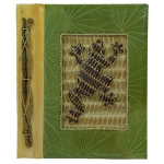 Album with Frog motif small