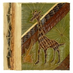 Album with Giraffe motif Small