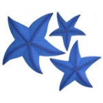 Star Fish, wall ornament
