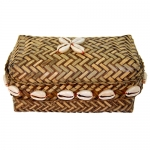 Box with Cowrie Shells
