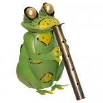 Frog Musician Lamps... Flute