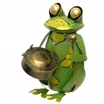 Frog Musician Lamps...Gong