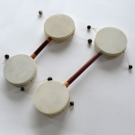 Double Hand Drums